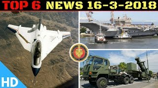 Indian Defence Updates : INS Vikrant Delayed,$123 million for Tejas MK2,DRDO's New QR-SAM by 2020