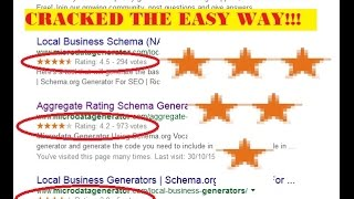 HOW TO GET STAR RATINGS IN GOOGLE SEARCH [TUTORIAL]