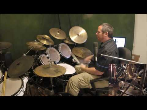 """How to Play Disturbed """"Down with the Sickness"""" on Drums"""