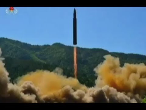 North Korea conducts new missile test, launched towards Sea of Japan