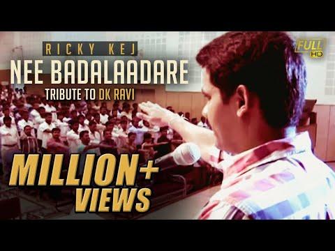 In Memory of IAS officer DK Ravi- Nee Badalaadare- A Tribute (With Subtitles)