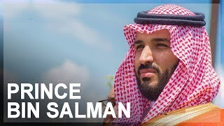 Saudi Arabia's new Crown Prince