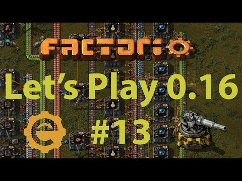 Factorio 0.16 Let s Play 13 Blue circuits