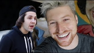 DAVID DOBRIK IS FROM THE FUTURE!!
