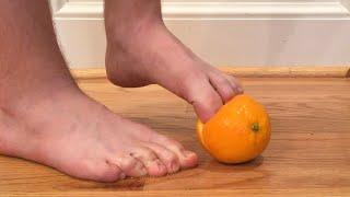 Crushing an Orange Slave