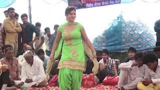 इस डांसर से डरकर सपना गयी है  मुंबई - Must Watch   Haryanvi Dance 2017