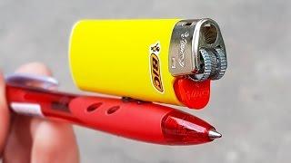 7 Useful Life Hacks with Pen