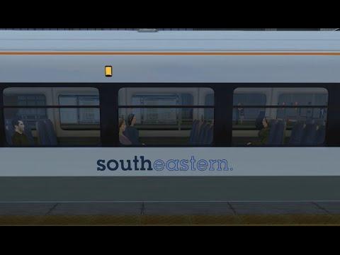 Train Simulator 2015 London Earlswood Southern NL
