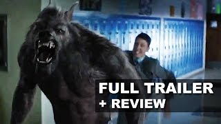 Goosebumps 2015 Official Trailer + Trailer Review - Jack Black Movie : Beyond The Trailer