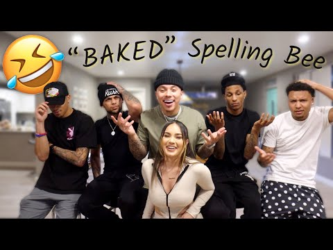 BAKED Spelling Bee Funny AF The Baked Series