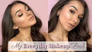 My Everyday Makeup | Haley Marie