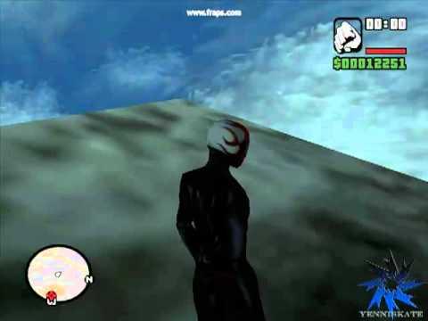 El viaje de CJ a la luna GTA San Andreas Loquendo
