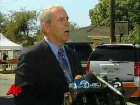 Police Again Search Home in Calif. Kidnap Case