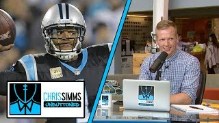 Phil Simms on Cam Newton's seat-change negotiation | Chris Simms Unbuttoned | NBC Sports