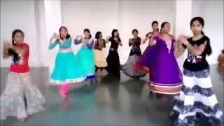 Rangeelo Maro Dholna (Danspire Choreography)