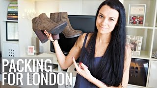 What to Pack When Visiting London