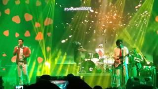 Tumi Robe Nirobe - SANAM live in Bangladesh