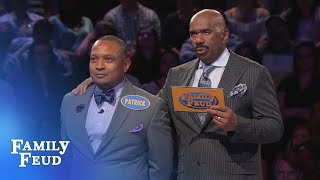 VERY FAST MONEY!!! | Family Feud