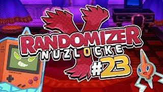 Pokemon Y Randomizer Nuzlocke w/ GameboyLuke - Episode 23 - THE ITEM!
