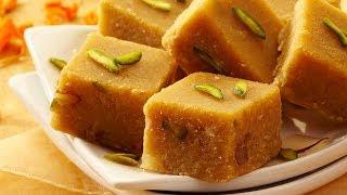 Chana Dal Burfi | Easy 3 step recipe