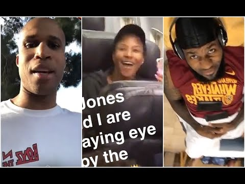 Xxx Mp4 Richard Jefferson Sees LeBron S Wife On A Plane Plans To Hit On Her 😂 3gp Sex