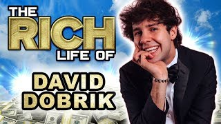 David Dobrik | The Rich Life | Net Worth 2019 | $2.5 Million Dollar Mansion