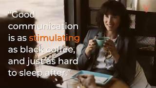 Coffee And Communication