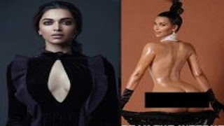 Deepika Padukone Shows Kim Kardashian How To Up The Glam Game Without Nudity!