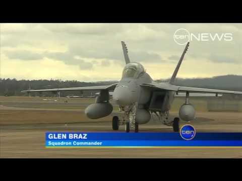 Australia's new Super Hornets