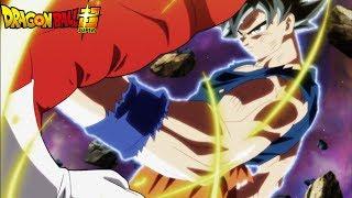 Dragon Ball Super Episode 128 LEAKED IMAGES ULTRA INSTINCT GOKU VS JIREN DBS 128 SPOILERS
