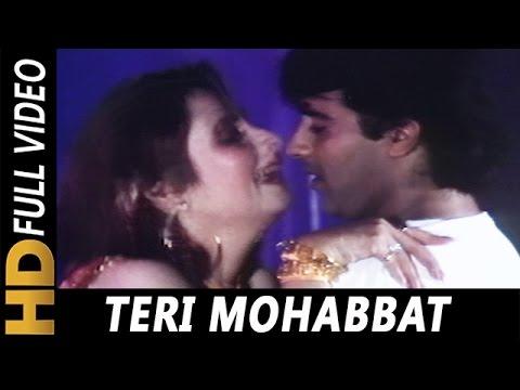 Teri Mohabbat Meri Jawani | Mohammad Aziz, Salma Agha | Pati Patni Aur Tawaif 1990 Songs