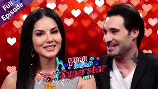 Sunny Leone & Daniel Weber On Yaar Mera Superstar - Valentine