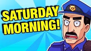 YO MAMA's Saturday Morning Cartoons! (+ NEW CARTOONS)