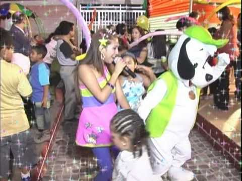 SHOW INFANTIL DE DOKY CON RECREOLADIA LIMA PERU