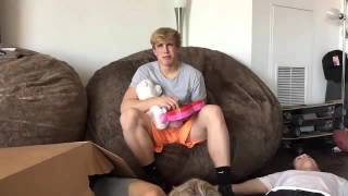 Jake Paul - Trying to be cute on Valentines Day... GONE WRONG