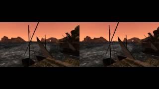 Gothic II Khorinis 3D   Stereoscopic Parallel 1080p FullSBS