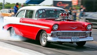 REPLAY: Day 3 from Union Grove, WI - Hot Rod Drag Week 2015