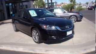 Download 2014 Honda Accord Sport Crystal Black Pearl 3Gp Mp4