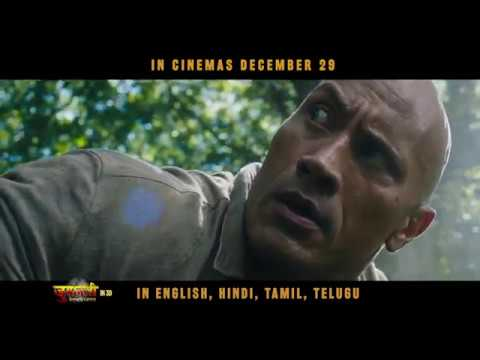 Xxx Mp4 Jumanji Welcome To The Jungle Official Hindi Trailer In Cinemas Dec 29 3gp Sex
