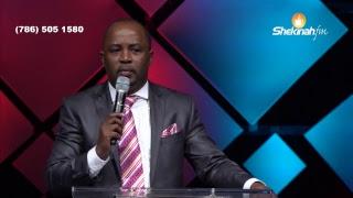 Frère Valery Mondesir   Anéantir L'homme Fort  dans votre Vie   Tabernacle de Gloire   12 PM