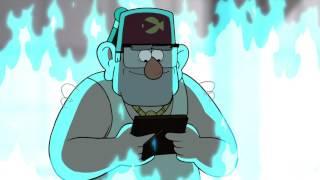 Gravity Falls-Bill Cipher Death Greek/Bill Cipher Θάνατος