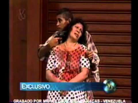 Venevisión 1998 Secuestro en Cúa Miranda YouTube.flv