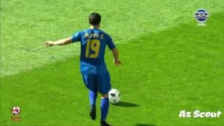Orkhan Aliyev - Kapaz PFK | 2016/2017 HD