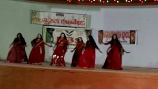 nandini serial song performed by dbs dance students pulivendula composed by dbs master saravankumar