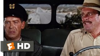 It's a Mad, Mad, Mad, Mad World (1963) - Preoccupation With Bosoms Scene (2/10) | Movieclips