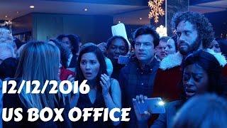 US Box Office (12/12/2016) أفلام البوكس أوفيس