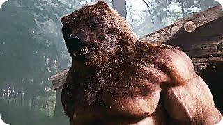 GUARDIANS Teaser Trailer 3 (2017) Russian Superhero Movie
