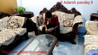 Party time on choti Diwali But Dogla dost ll Adarsh pandey ll