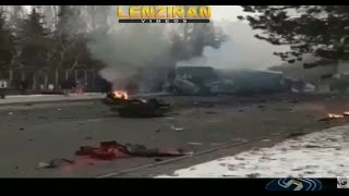 Car bomb killed at least 13 soldiers in the town of Keisari in Turkey