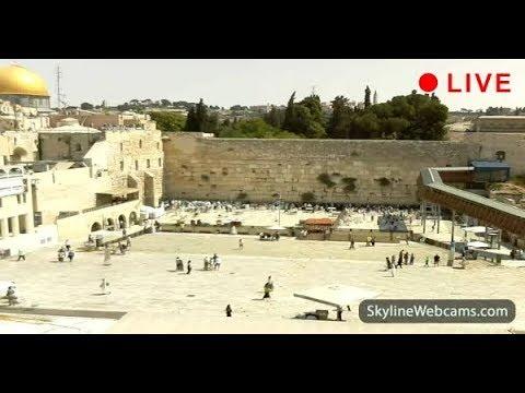 Live Webcam from Jerusalem Israel